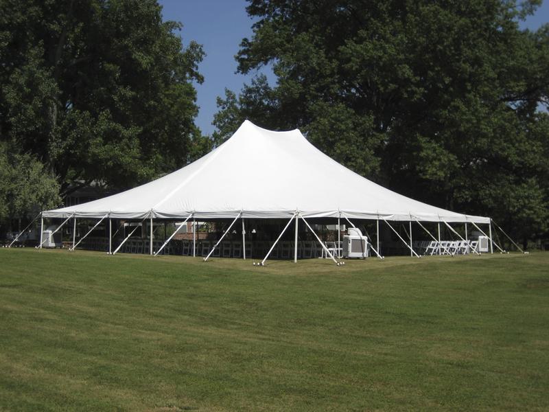 60x60 Pole Tent
