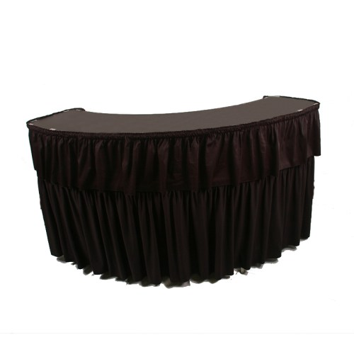 Formal Skirted Serpentine Bar