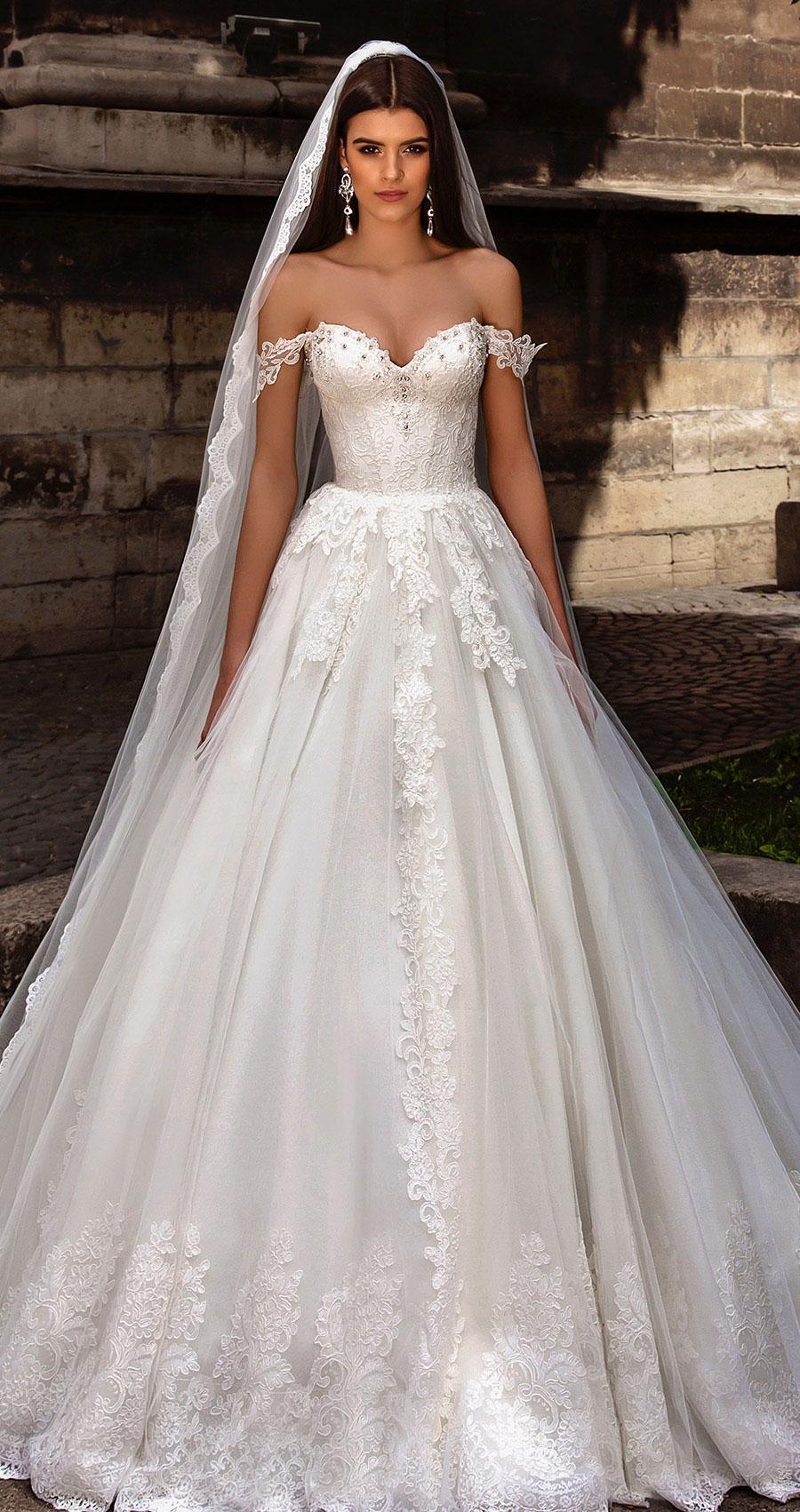 Busty Wedding Dresses