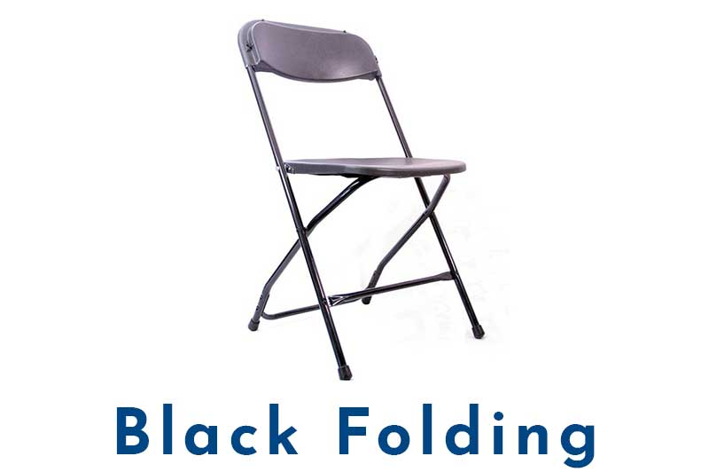 Black-Folding-Chair