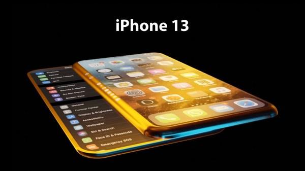 iPhone 13 sans port avec un système de restauration sans fil