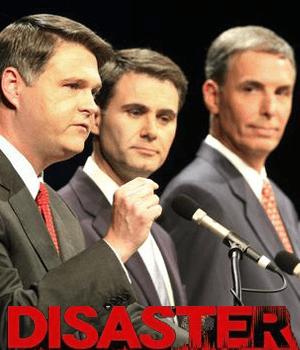 Republican Debate Turns Into Brawl