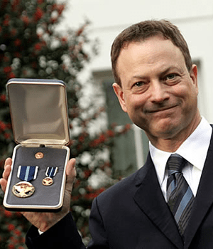 Gary Sinise, A Really Good Guy
