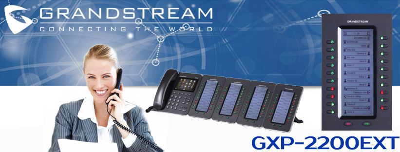Grandstream-GXP-2200EXT-UAE
