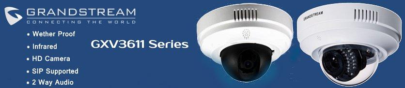 Grandstream GXV3611 SIP Camera