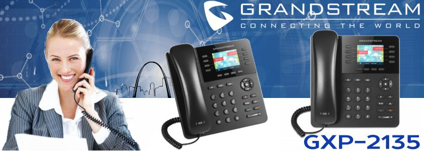 Grandstream GXP2135 IP Phone Dubai