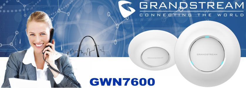 Grandstream GWN7600 Aceess Point Dubai
