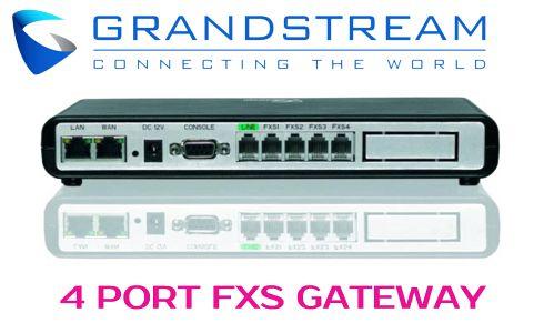 Grandstream-GXW-4004-dubai