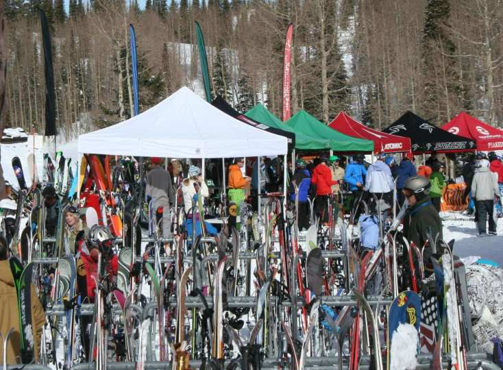 Grand Targhee Demo Days