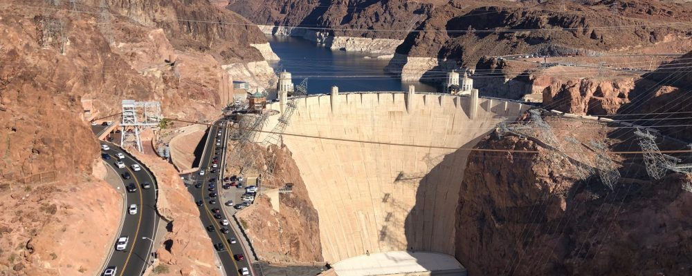 Hoover Dam tours let you see the dam up close and far away