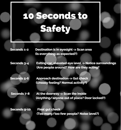 10 Seconds to Safety