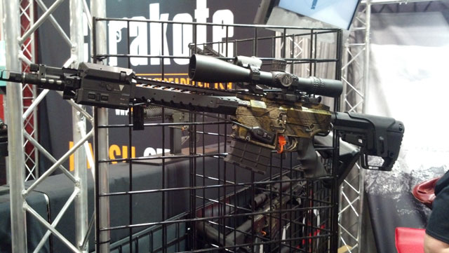 Nemo Recon Rifle
