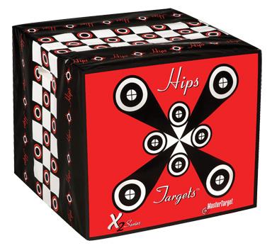 hips archery x2