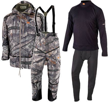 russell outdoors clothing