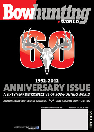 bowhunting world 60th cover