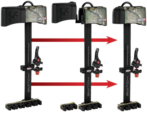 fuse switch quiver