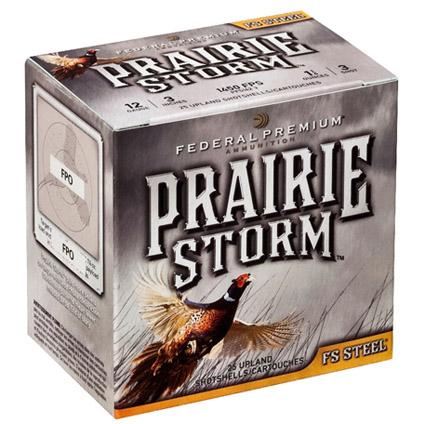 federal prairie storm steel