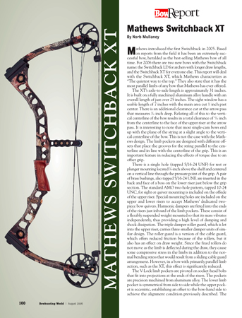 Mathews Switchback XT