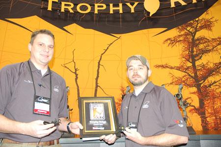 trophy ridge ata show