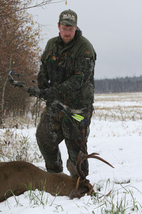 deer hunting stand strategy