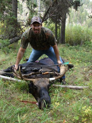 montana moose hunting