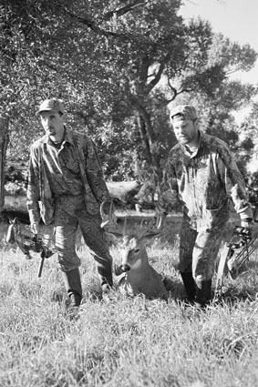 rut hunting