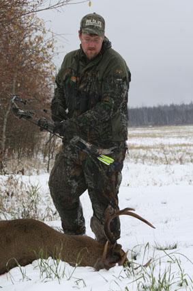 second rut deer hunting