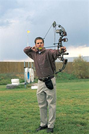 long range archery