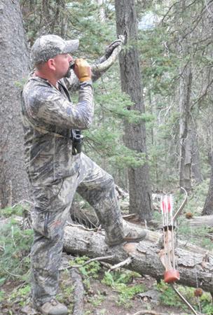 elk hunt bugle