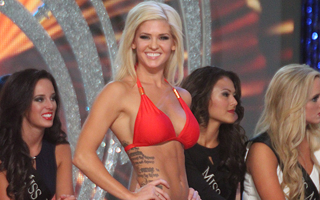 Forget what you think you know about Theresa Vail â?? the plainspoken Miss Kansas talks candidly about hunting, tattoos, her faith, and the joys of challenging yourself.