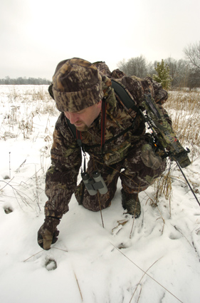 cold weather hunting clothing