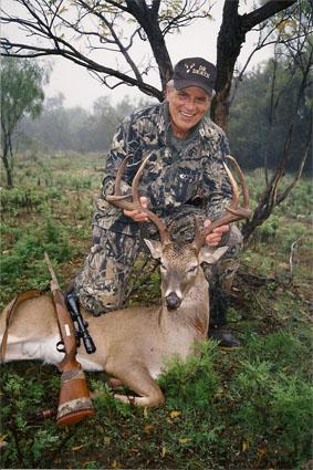 deer hunting scouting report