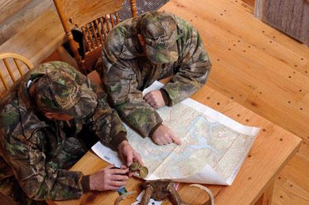 plan public land hunt