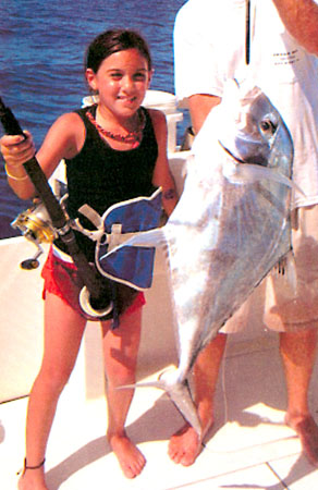 world record african pompano