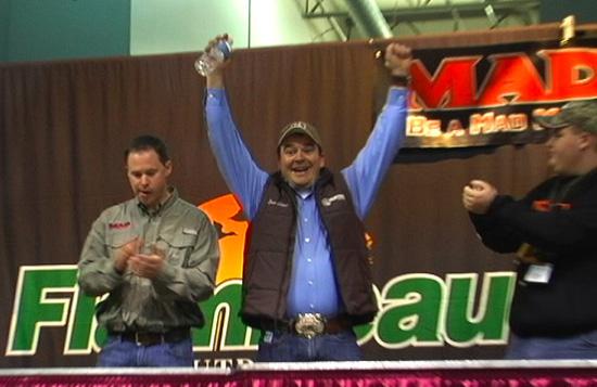 Predator Calling Champion Steve Criner