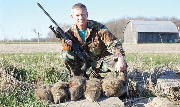 woodchuck hunting