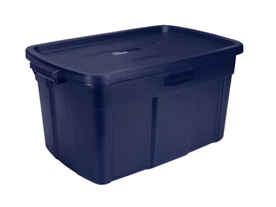rubbermaid hunting container