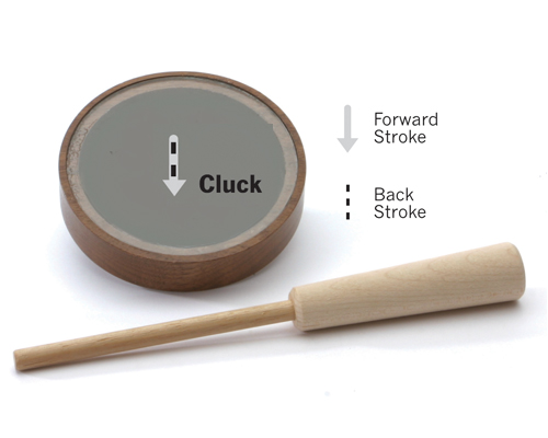 cluck turkey call tip