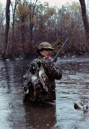 duck hunting weather