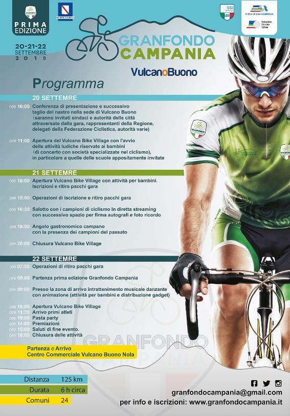 Calendario Granfondo 2020.Granfondo Campania Gran Fondo Corse Gare E Granfondo In