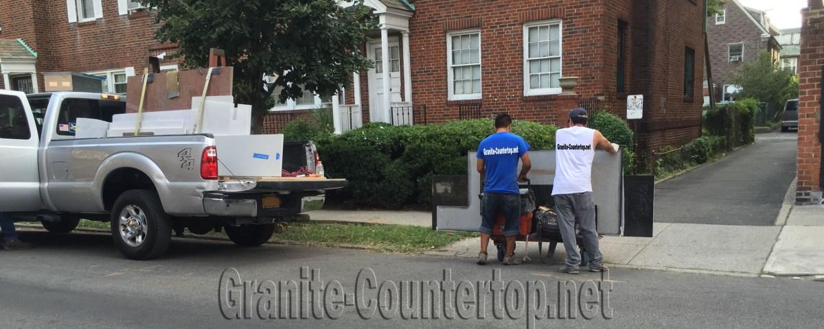 Granite kitchen countertops installation cost