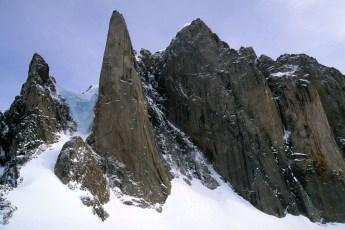 Mt. Frigga, Baffin Island