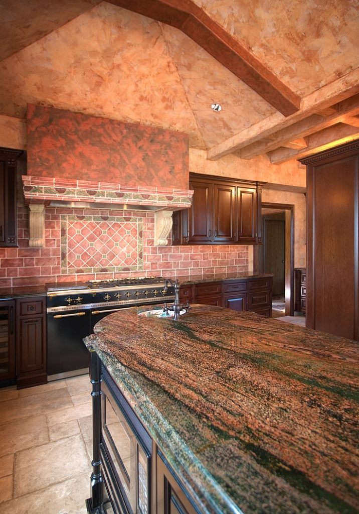 Granite And Marble Countertops