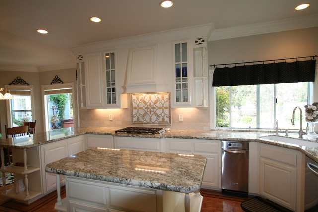 African Rainbow Granite Countertops Seattle