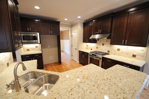 Dallas White Granite Countertops BSTCountertops - Kitchen countertops seattle