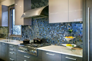 how to match backsplash tile to granite