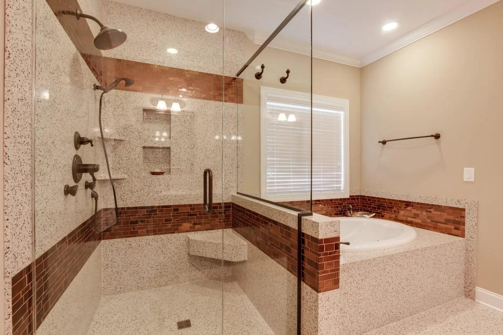 Tub To Shower Conversion Benefits Granite Transformations Blog