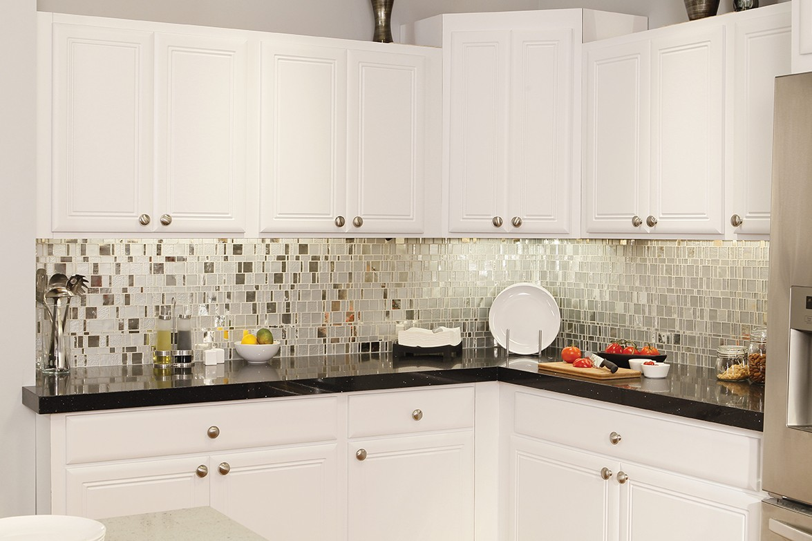How to Select the Right Granite Countertop Color for Your ... on Backsplash With Black Granite Countertops  id=84746