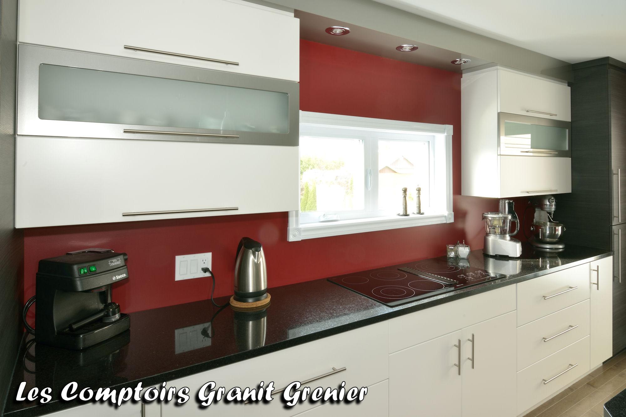 Comptoir De Granit Et Quartz Comptoirs De Cuisine En Granit