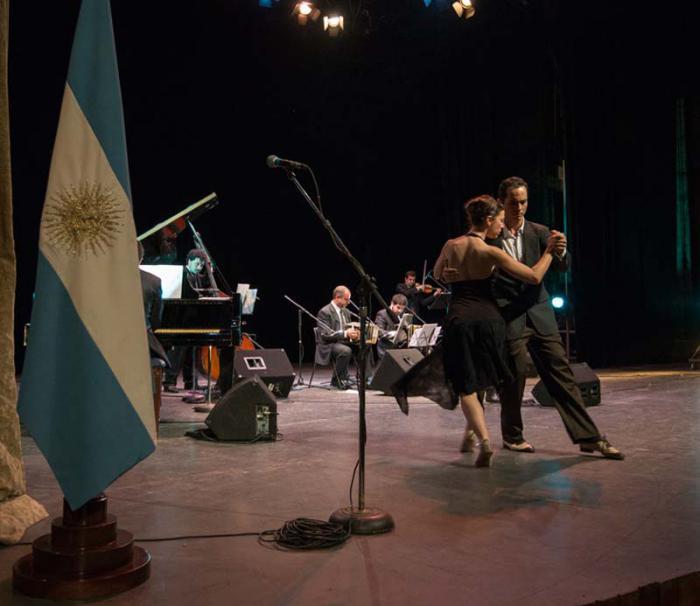 Foto: Cortesía Embajada de Argentina en Cuba